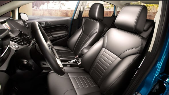 2015 Ford Fiesta Interior Seating