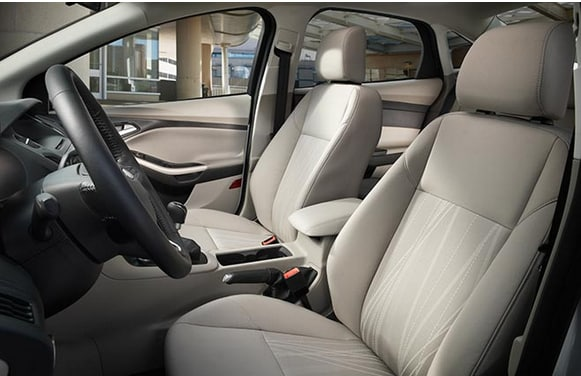 2015 Ford Focus Interior Seating
