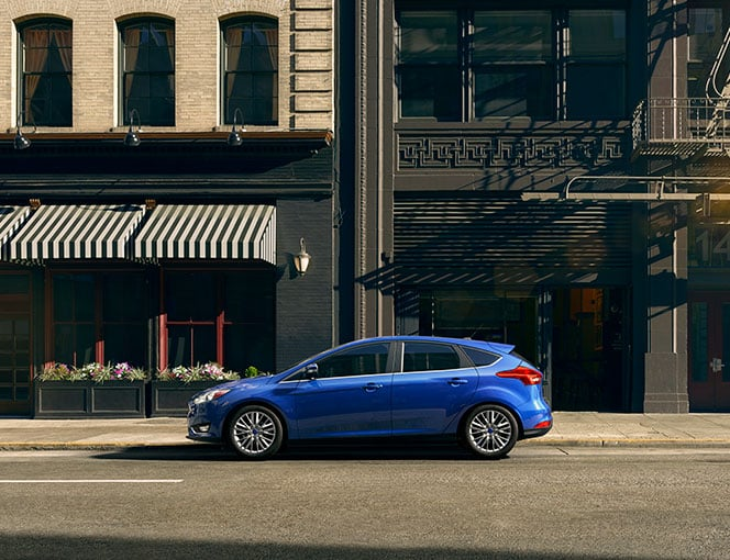 2015 Ford Focus Exterior Side View