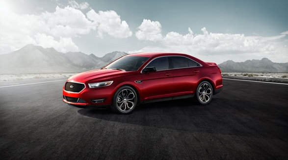 2015 Ford Taurus Exterior Front End