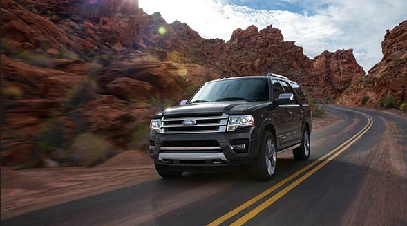 2015 Ford Expedition Exterior Front End