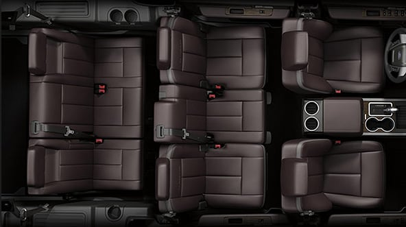 2015 Ford Expedition Interior Seating