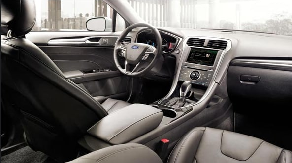 2015 Ford Fusion Interior Dashboard