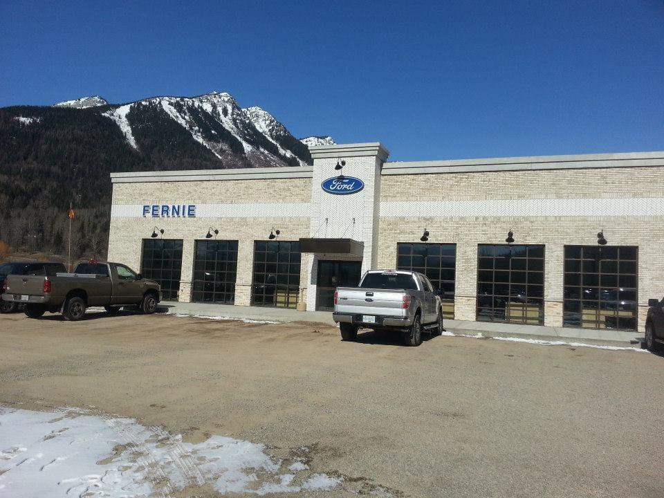 Fernie Ford Dealership
