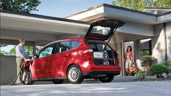 2015 Ford C-MAX Energi Exterior Rear End