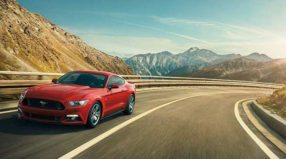 2015 Ford Mustang Exterior Front End