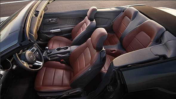 2015 Ford Mustang Interior Seating